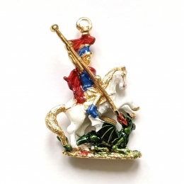 Order of the Garter Great George pendant
