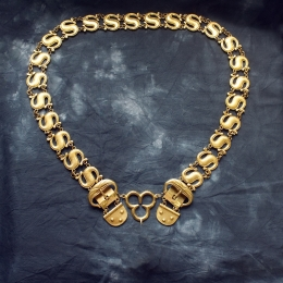 Knight collar of Esses without a pendant, England